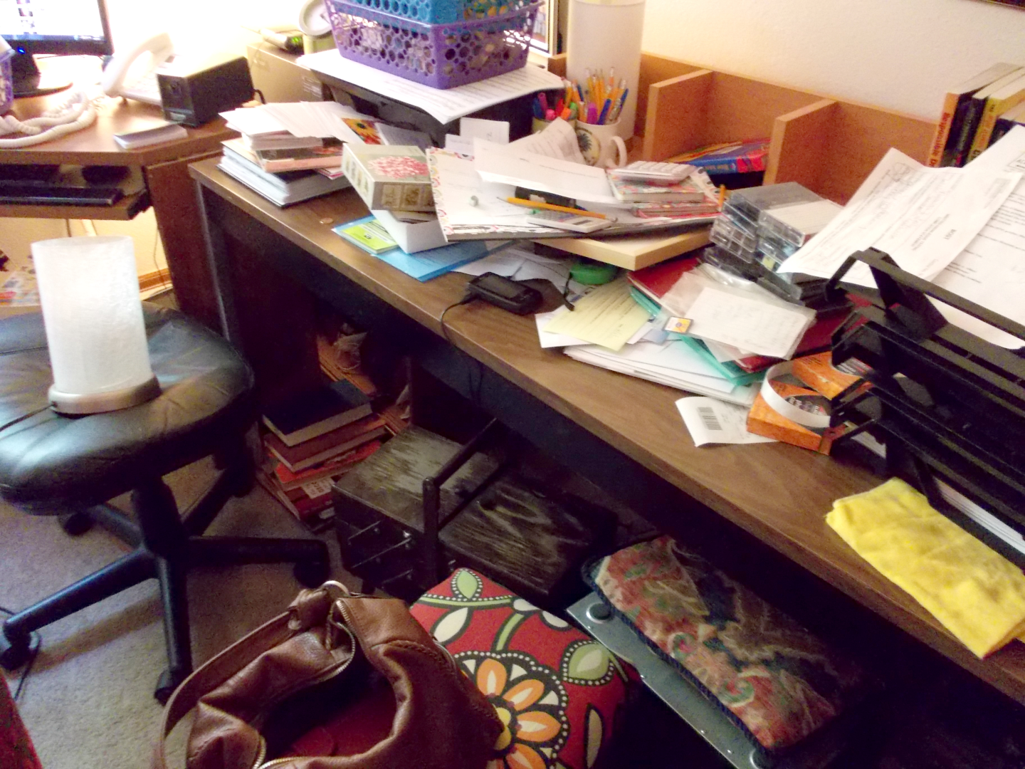 Is your home cluttered and disorganized?