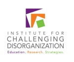 membership logo for the Institute for Challenging Disorganization