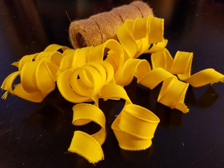 unused craft supplies