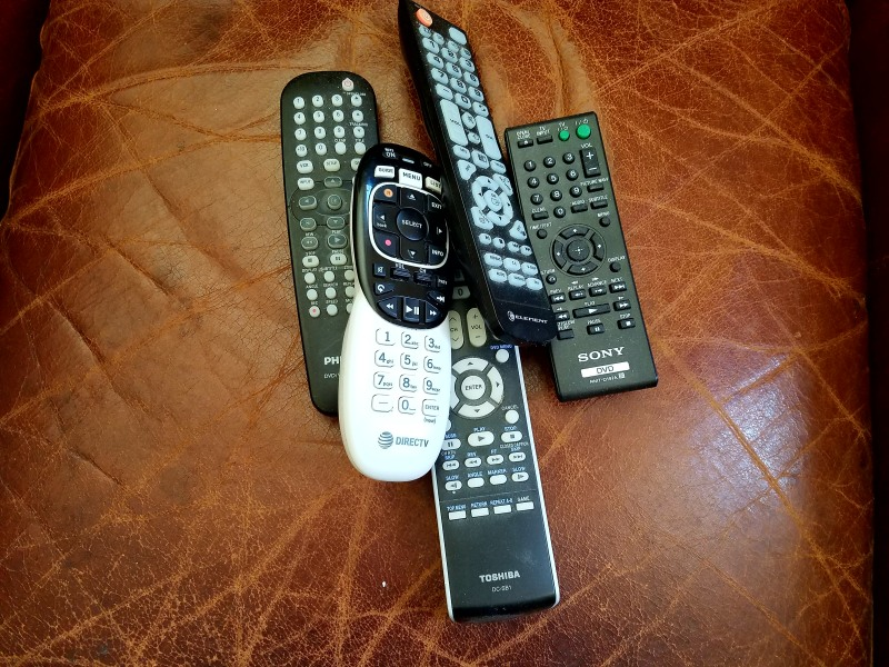 mystery remotes